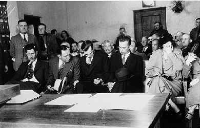 John Dillinger legal wrangling